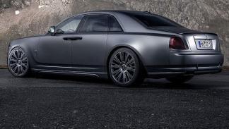 Rolls-Royce Ghost V-Spec trasera