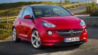 Opel Adam frontal izq