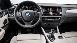 BMW-X4-salpicadero