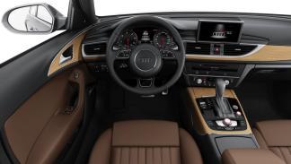 Interior del Audi A6 2015