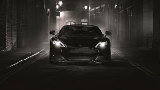 Aston Martin Vanquish Carbon Edition frontal