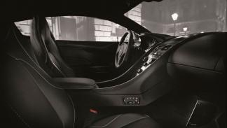 Aston Martin Vanquish Carbon Edition interior