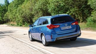 Toyota Auris Touring Sports trasera