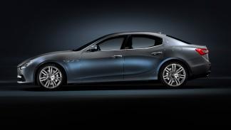 Maserati Ghibli Ermenegildo Zegna Edition color