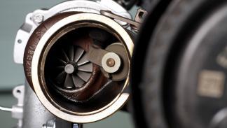 Nuevo motor Volvo turbo