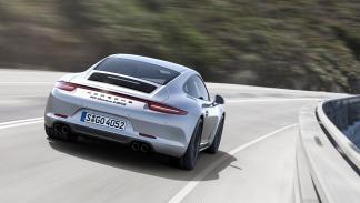 Porsche 911 Carrera GTS 2015 trasera