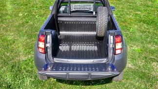 Dacia Duster Pick-Up cabina