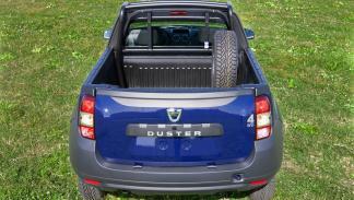 Dacia Duster Pick-Up cabina cerrada