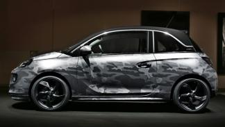 Opel Adam by Bryan Adams lateral