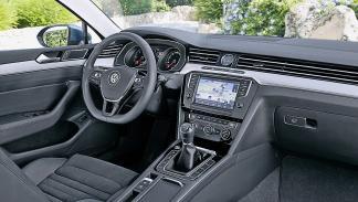 Nuevo Volkswagen Passat Variant interior