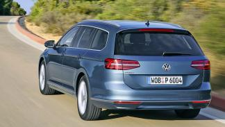 Nuevo Volkswagen Passat Variant trasera
