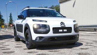 Citroën C4 Cactus pruebas