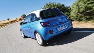 Trasera del Opel Adam