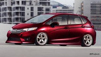 Honda Fit Kontrabands