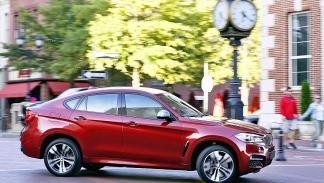 BMW X6 M50d detalle