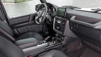 Mercedes Clase G 35 Aniversario - Interior