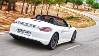 Zaga del Porsche Boxster GTS