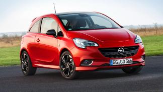 Opel Corsa 2015 OPC Line delantera