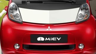 Mitsubishi i-MIEV 2015