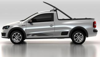 Volkswagen Saveiro Surf - lateral
