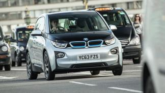 Cinco coches sorprenderan conduces BMW i3