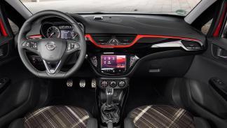 Opel Corsa 2014 interior