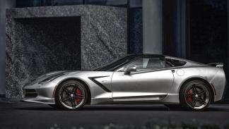 Corvette Stingray Abbes lateral