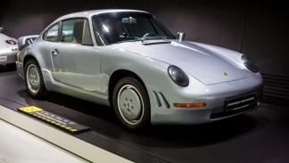 "Porsche 911 Carrera 3.2 ""E19"" frontal"