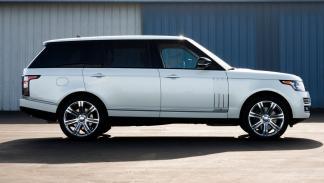 cochazos comprar tarjeta black Range Rover LWB