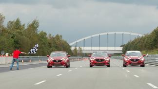 Mazda 6 record de velocidad - 2