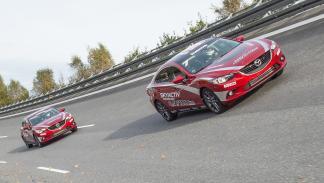 Mazda 6 record de velocidad - 3