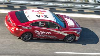 Mazda 6 record de velocidad - 4
