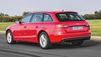 Comparativa Audi A4 Avant/BMW 320i/Mercedes C200/Volvo V60