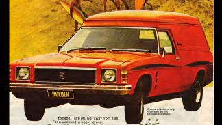 Holden HX UTE Sandman