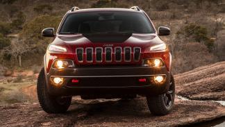 coches recomendables feos Jeep Cherokee delantera