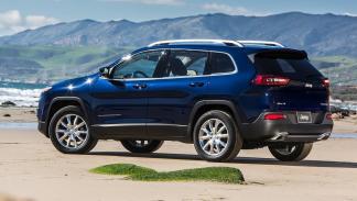 coches recomendables feos Jeep Cherokee trasera