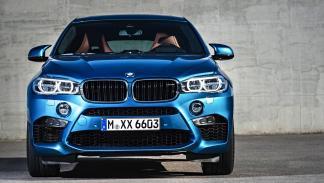 BMW X6 M frontal