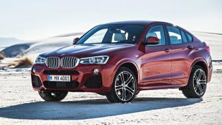 cinco coches alemanes no fabrican Alemania BMW X4