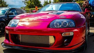 Toyota Supra extremo de 1.000 CV 2