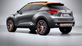Nissan Kicks Concept - 4