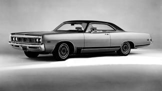 Dodge Polara de 1969