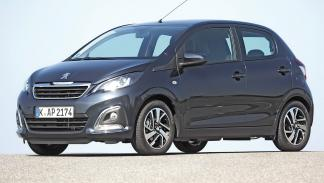 Comparativa Renault Twingo/Peugeot 108/Volkswagen up!