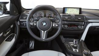 Nuevo BMW M3 interior