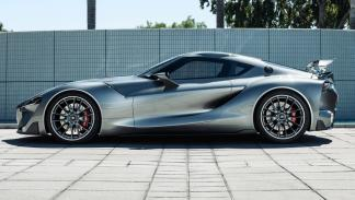 Toyota FT-1 concept lateral