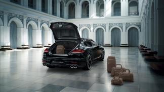 Porsche Panamera Exclusive Series maletero