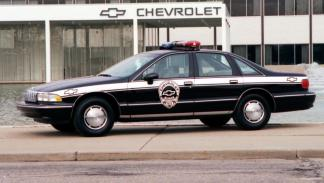Chevrolet Caprice Classic Car Police