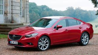 Mazda 6 versión americana