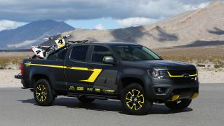 Chevrolet Colorado Performance Concept - lateral - exterior