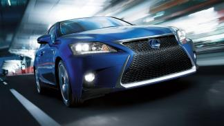 10 coches mas fiables estados unidos Lexus CT200h