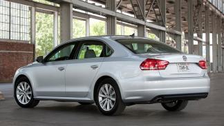 10 coches mas fiables estados unidos Volkswagen Passat